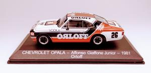 Stock Car - Chevrolet Opala - Affonso Giaffone Junior - Edição 34