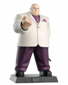 Miniatura Marvel Figurines Especial - O Rei do Crime (Kingpin) - Edição 19