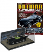 Batmóveis - Batman Automobilia - Legends Of The Dark Knight #64 - Edição 32